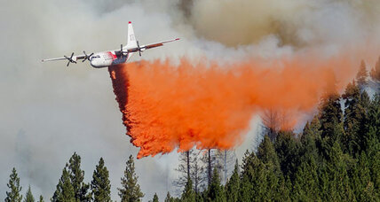 Air tanker crash highlights age of California's firefighting aircraft (+video)