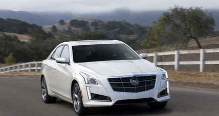 Hybrid cars: Cadillac to unveil a luxury plug-in model next year