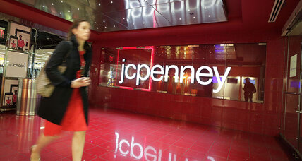 J.C. Penney (JCP) stock plunges, but the company is doing better