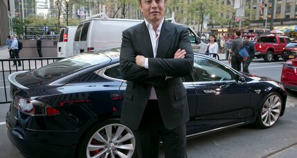 Elon Musk in Detroit: Tesla will produce 'millions' of cars by 2025 (+video)