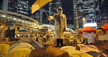 Hong Kong cancels student talks. Will more protests follow?