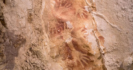 Where does art come from? Indonesian cave paintings deepen mystery.