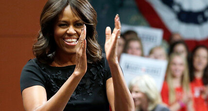 Michelle Obama cuts ad for Wendy Davis in Texas. A boost? (+video)