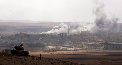What's at stake as Kurds, Islamic State, and US fight over Kobane? A lot. (+video)