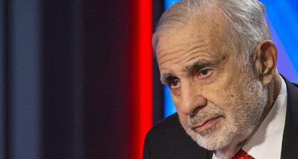 Apple stock (AAPL) selling at half its value, Carl Icahn says