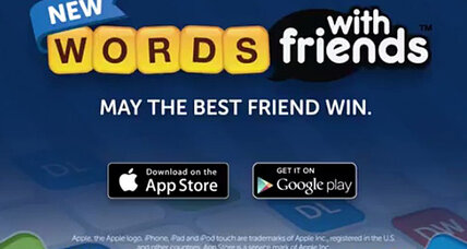 Words With Friends returns with new offline mode