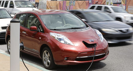 Which state has the most energy-efficient cars? Not the one you think.