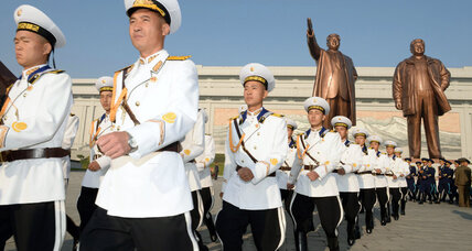 North Korean leader misses key anniversary as rumors still swirl (+video)