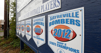 How New Jersey football hazing scandal points to deeper 'rape culture'