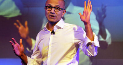 Do Microsoft CEO Nadella's comments on women represent Silicon Valley culture? (+video)
