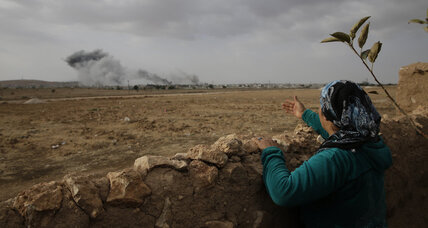 Battle for Kobane: Turkey pressed to let weapons through to Kurdish fighters