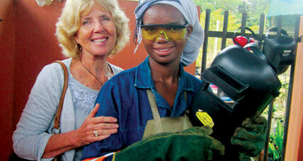 Libby Weir turned her 'passion' for Africa into a life of service