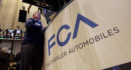 Fiat Chrysler stock (FCAU) falls in Wall Street debut