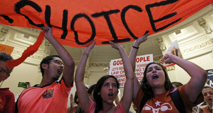 Supreme Court blocks Texas abortion rules that closed most of state's clinics