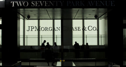 JPMorgan Chase returns to profit as bank earnings lift stocks