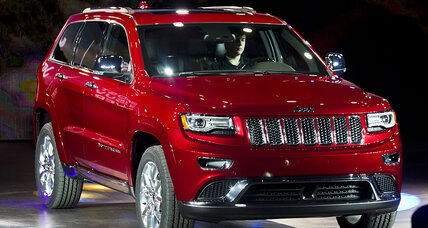 Chrysler recalls 184,000 Dodge, Jeep SUVs with faulty safety systems