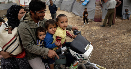 Flight from Islamic State overwhelms UN refugee agency. Is Europe's door open? (+video)