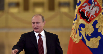 Putin set for talks with Ukraine leader on gas sales, eastern cease-fire (+video)