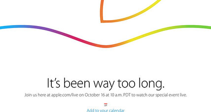 Apple event Thursday: Leak teases iPad Air 2 and iPad Mini 3 (+video)