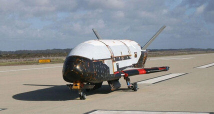 What was the secret Air Force space plane's mission? Five theories