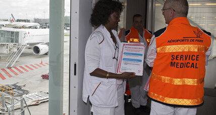 Britain, US are in Africa fighting Ebola. Will Europe join them?