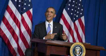 Obama credit card declined: Does he need to get out more? (+video)