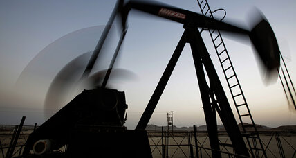 Oil prices: Why the free fall may be ending