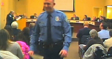 Darren Wilson's account of Michael Brown shooting made public for first time (+video)