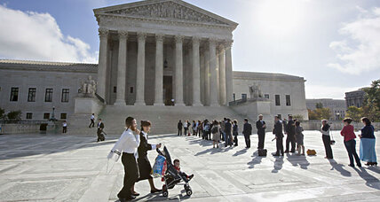 Divided Supreme Court allows Texas to enforce voter ID law in November election (+video)