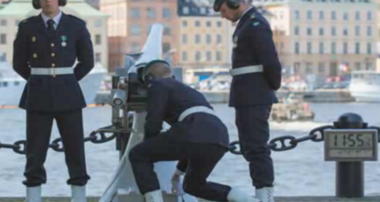 Sweden reports three 'credible' sightings of foreign underwater activity