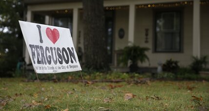 Ferguson, Mo. plans an alternate Halloween for trick-or-treaters