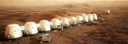 Mars One: Who would sign up for one-way trip to Mars? This guy.