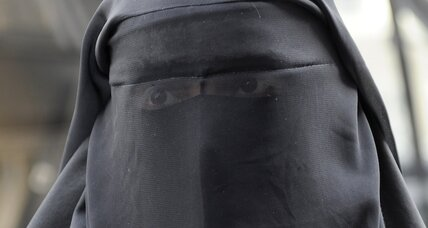 She wore a face veil to a Paris opera. They asked her to leave
