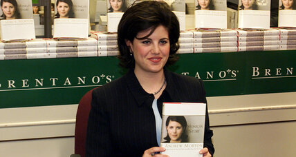 Can Monica Lewinsky make a dent in cyberbullying? (+video)
