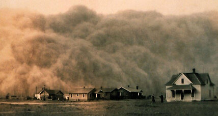 Is California's drought worse than the Dust Bowl?
