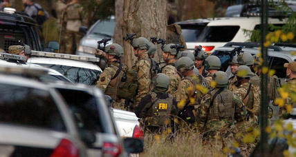 Likely Eric Frein sighting causes school to boost security