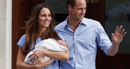 Prince William, Catherine announce due date for next prince or princess