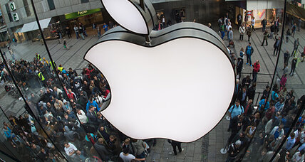 iPhone sales contribute to a record quarter for Apple (AAPL)