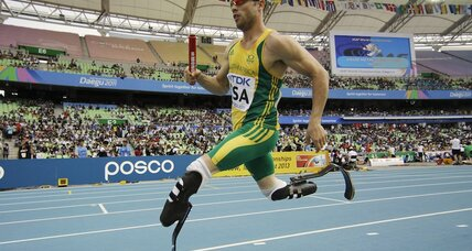 Will Oscar Pistorius compete in the Olympics again?