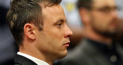 'Between retribution and clemency': Pistorius sentenced to five years in jail