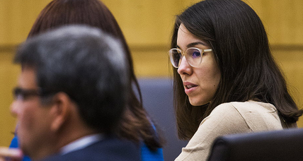 Jodi Arias back in court as sentencing retrial opens