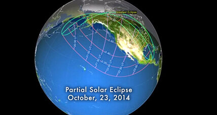 Solar eclipse to darken US skies Thursday (+video)
