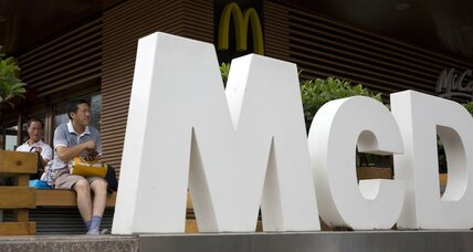McDonald's earnings dive 30 percent. Can Monopoly salvage the slide?