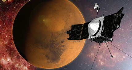 Can astronauts safely go to Mars? Cosmic ray risk increasing.