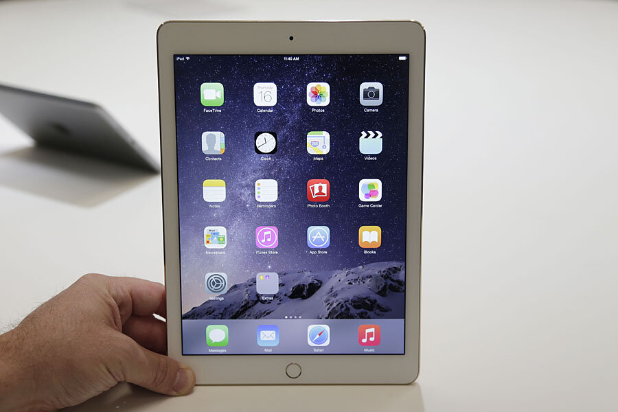 When (and where) to buy the iPad Air 2 - CSMonitor.com