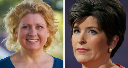 Do women voters favor women candidates? Not really, Iowa shows. (+video)