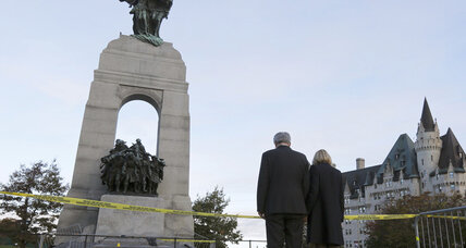 After Ottawa shooting, Canadian media weigh liberty and security