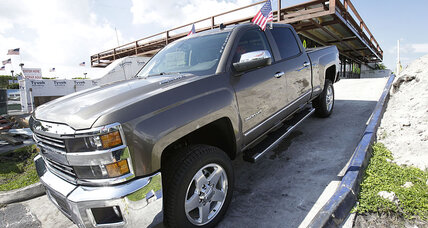 GM earnings climb to $1.38 billion in Q3 thanks to SUV, truck sales (+video)