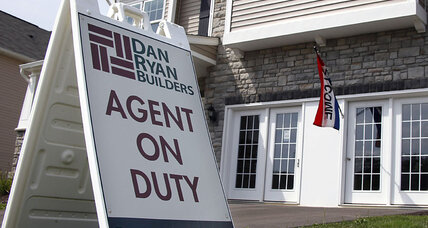 New home sales inch up to a six-year high in September (+video)