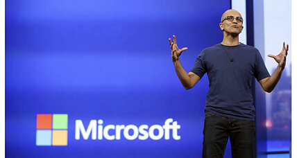 Microsoft Corporation (MSFT) profits beat expectations thanks to tablets, cloud